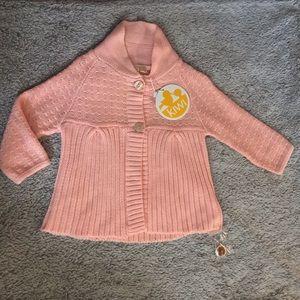 NWT, 18m Kiwi sweater